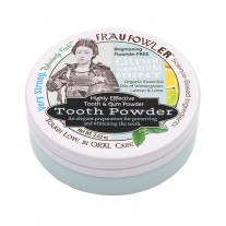 Frau Fowler Tooth Powder - Samurai Citrus Mint