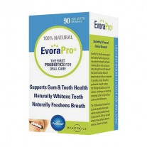 EvoraPro Natural Oral Probiotic Tablets
