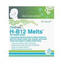 OraCoat HB12 Melts for Mouth Sores