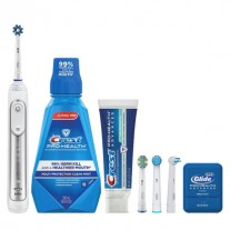 Oral-B Genius Pro Electric Toothbrush Gingivitis Kit