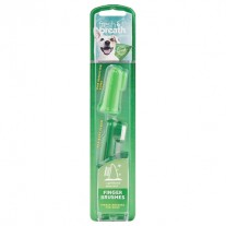 TropiClean Finger Brushes for Dogs