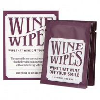 Wine Wipes Singles (12 pk)