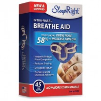 SleepRight Nasal Breathe Aid (45 Day Supply)