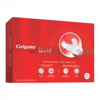 Colgate Optic White Professional Teeth Whitening Kit with Whitening Mouthpiece