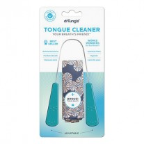 DrTung's Stainless Steel Tongue Cleaner