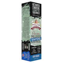 My Magic Mud Activated Charcoal Fluoride Free Whitening Toothpaste - Peppermint