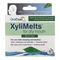 OraCoat XyliMelts - Mint-Free (40 ct)