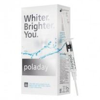 PolaDay Tooth Whitening Gel 9.5% (4 pk box)