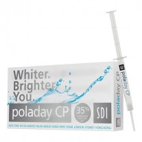 PolaDay CP Tooth Whitening Gel 35% (4 pk box)