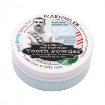 Frau Fowler Tooth Powder - Power Mint