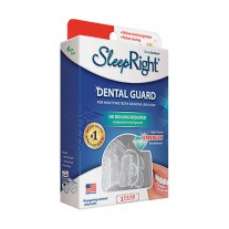SleepRightRx DuraComfort Dental Guard (Mint)