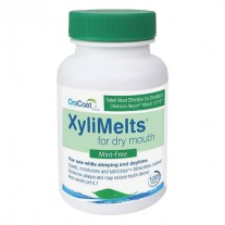 OraCoat XyliMelts - Mint-Free - 120ct Bottle